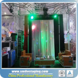 Cortina de la estrella del LED con el Ce para la decoración de la boda