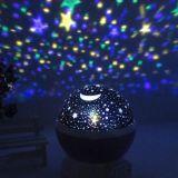 ホーム装飾LEDプロジェクター変更カラーロマンチックな星のマスター