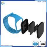 Inseguitore astuto di attività di forma fisica del silicone del Wristband della visualizzazione di OLED