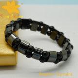 Bracelete cristão santamente do Hematite do retrato Htb-107