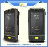 Hand-NFC Leser mit IP65 Standard, schroffes PDA