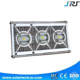 40 vatios del LED de luz de calle, 70W luz solar con la batería, luz de la calle LED de calle de 80W LED con el disipador de calor de fundición a presión a troquel