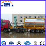 контейнер бака 20FT 40FT химически въедливый жидкостный, топливозаправщик контейнера ISO для сбывания