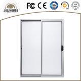 2017 puertas deslizantes de aluminio del bajo costo