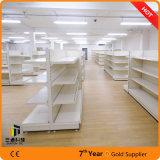 Прочный шкаф супермаркета индикации гондолы металла