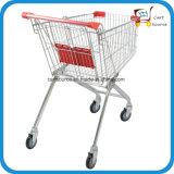 150L estilo europeo de la cesta de la compra