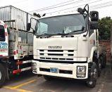 De Vrachtwagen van de Lading van Isuzu 8X4