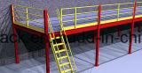 Plataforma de aço para o armazenamento do armazém