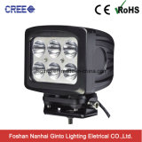 Luz de trabalho LED de 5.5 polegadas 60W para mineração agrícola (GT1026-60W)