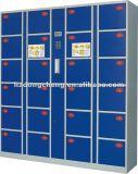 Armario de almacenaje seguro de la biblioteca del metal de RFID