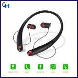 Bluetooth 자석 입체 음향 무선 헤드폰을 취소하는 CSR 스포츠 소음