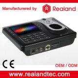 Tarjeta RFID Realand y hora de la huella digital y sistema de la atención