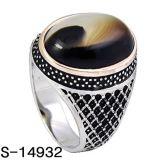 Anello all'ingrosso dei monili dell'argento sterlina del nuovo modello 925 della fabbrica