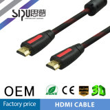 Support de câble à grande vitesse de Sipu 1.4V 3D TV HDMI 1080P