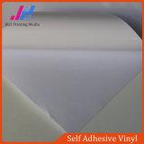 Panneaux-réclame de la publicité commerciale vinyle auto-adhésif de PVC de noir de 80 microns