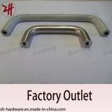 Maneta de los muebles de la maneta de la cabina de la aleación del cinc de la venta directa de la fábrica (ZH-1073)