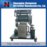 Zy Transformator-Öl-Reinigungsapparat mit einzelnes Stadiums-Vakuumsystem/Isolierungs-Öl-Regenerationsgerät