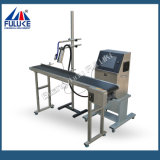 Imprimante à jet d'encre de lavage de bouteille de main