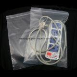 Электронной мешок замка застежка-молнии упаковывать деталей напечатанный пластмассой