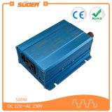 Suoer 12V 500W steuern Gebrauch Gleichstrom zum Wechselstrom-Solarinverter automatisch an (SRF-500A)