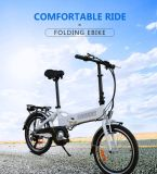 12 pollici che piegano il blocco per grafici elettrico della lega alluminio/della bici/la bici della città/veicolo elettrico ad alta velocità/la bicicletta elettrica lunga vita eccellente