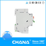 Elektronische Overcurrent Protection RCBO 4.5ka 2p 32A 30mA MCB RCD