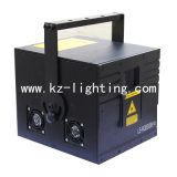 luz laser programable del color multi 5W