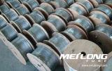 Ligne de contrôle hydraulique de Downhole de l'acier inoxydable S31603