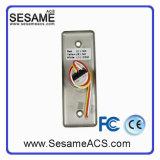 Aço inoxidável Não Nc COM Botão da porta (SB4K)