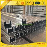 6063 Customzied Aluminiumstrangpresßling-Balkon Handrailing Profil