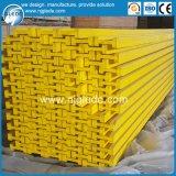Système de travail de forme de mise en forme du faisceau de bois de construction de H 20