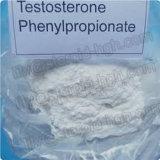 Testosterona esteróide Phenylpropionate do edifício do músculo da alta qualidade