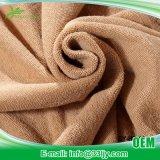 Handdoeken van de Bladen van het Bad van het Embleem van Custmized de zeer Goedkope voor de Flat van het Hotel