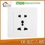 Los socketes BRITÁNICOS de la cocina de la potencia cambiaron con el Ce, certificado del IEC
