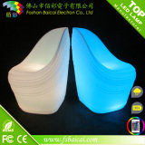 Möbel des Großverkauf-Stab-Schemel-LED