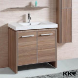 Festes Surface Stone Resin Bathroom Cabinet und Wash Basin (B1611011)