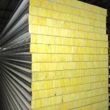El panel de la azotea del panel de pared del panel de emparedado de la PU de la preservación del calor EPS