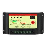 セリウムのRoHS 20IStが付いている太陽街灯システムのための20A 12V/24Vの太陽エネルギーのコントローラ