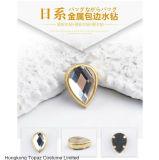 2mm 3mm 4mm 5mm het Bergkristal van de Rand van Hotfix van het Kristal van het Glas van de Rand van de Juwelen van het Bergkristal van de Manier
