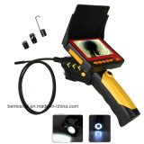 Cámaras digitales video del LCD para la cámara del examen del tubo de dren