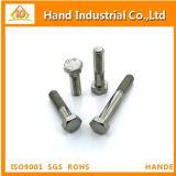 Inconel 718 2.4668 N07718高品質DIN 933のHexのボルト