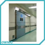 病院のための組み込みの自動空気堅い引き戸