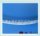 Medizinischer Grad transparentes Kurbelgehäuse-Belüftung von 6fr zu Verbinder-Katheter der Absaugung-18fr mit ISO