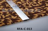 Striscia di lusso di alluminio del coperchio della barra del portello degli accessori della moquette