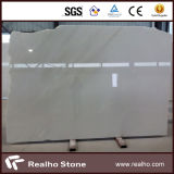 China Placas de mármol natural popular del jade blanco para la pared / el piso