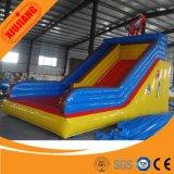 Alta calidad Carton Carácter inflable inflable para los niños Play