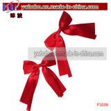 A fita grampeia o presente do Natal dos produtos de cabelo dos Barrettes dos fechos (P3007)
