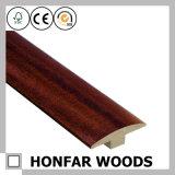 Accessoires de T-Moulage d'étage de décoration en bois