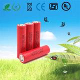 18650 batterie Li-ion de Samsung de batterie lithium-ion de la batterie 3.7V 2000mAh pour la lampe-torche/torche
