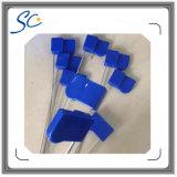 زرقاء لون [أبس] [هف] [رفيد] فولاذ ختم صوف بطاقة لأنّ جرد يتعقّب